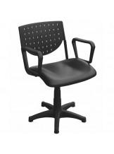 Fotel fryzjerski Gabbiano A294 - czarny
