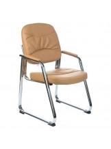 Fotel konferencyjny CorpoComfort BX-719 - beżowy