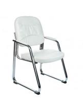 Fotel konferencyjny CorpoComfort BX-719 Biały
