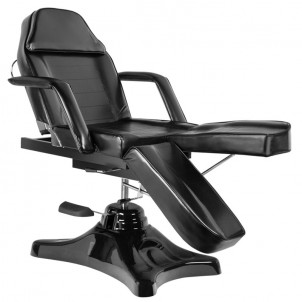 Fotel do pedicure A-234C - czarny
