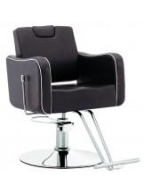 Fotel fryzjerski Vegas - czarny