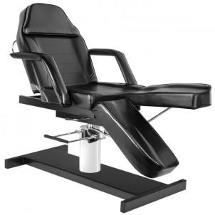 Fotel do pedicure A-210C - czarny