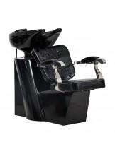 Myjnia fryzjerska Savona - czarny krokodyl
