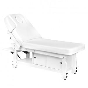 Leżanka kosmetyczna SPA Azurro 376A - biała