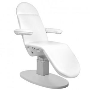 Fotel kosmetyczny Eclipse 3 silniki - biały