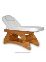 Fotel kosmetyczny- Spa biały