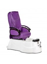 Fotel Pedicure SPA BR-3820D Fioletowy