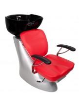 Myjnia fryzjerska Gabbiano Q-0778 - czerwony