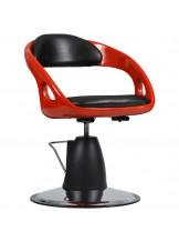 Fotel fryzjerski Red
