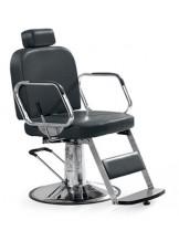 Fotel barberski - dla golibrody AXEL BD-2002 Czarny