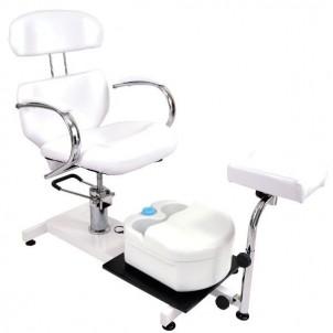 Fotel kosmetyczny hydrauliczny SPA 2 z masażerem