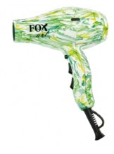 FOX art Green Peony - suszarka kompaktowa z jonizacją 2100 W