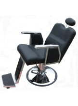 Fotel fryzjerski 1146 Zambrone - czarny