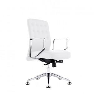 Fotel do manicure i makijażu Rico 299 - biały