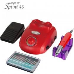 Frezarka Sprint 40 - czerwona