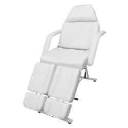Fotel do pedicure Suzi - biały