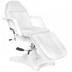 Fotel kosmetyczny A-234 biały