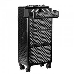 Kufer do makijażu SA006 black