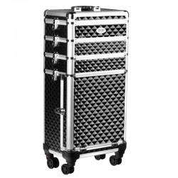 Kufer kosmetyczny SA026 black