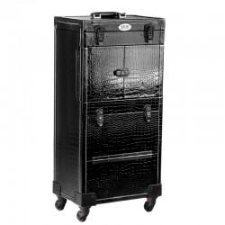Kufer kosmetyczny SA8720 black