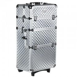 Kufer kosmetyczny SA102 silver