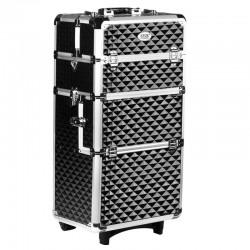 Kufer do makijażu SA102 black