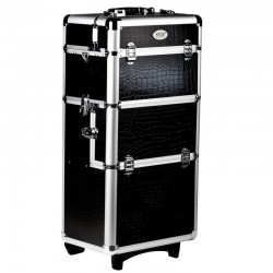 Kufer do makijażu SA308 black