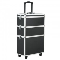 Kufer kosmetyczny S-013 black