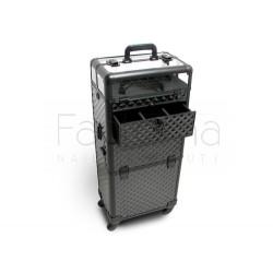 Kufer kosmetyczny 2w1 Black...