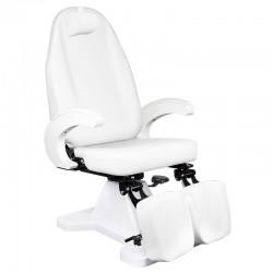 Fotel podologiczny 112 - biały
