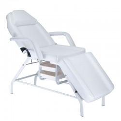 Fotel Kosmetyczny BW-262 biały