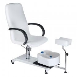Fotel do pedicure BW-100 biały