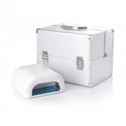 Zestaw lampa UV 36W+ kuferek
