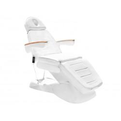 Fotel kosmetyczny Lux biały...