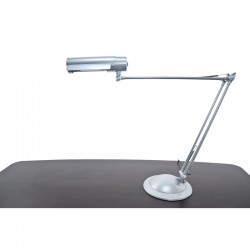 Lampa na biurko Eco Silver