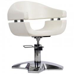 Fotel fryzjerski Gamma - beż