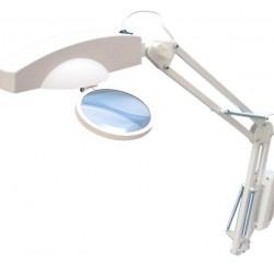 Lampa 002 z Lupą Clip
