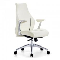 Fotel do wizażu A206 biały