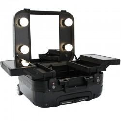 Kufer Glamour 9301 czarny...