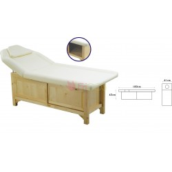 Łóżko SPA do masażu Zuza