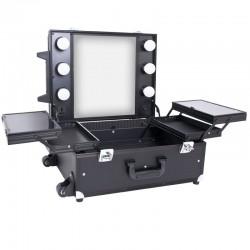 Kufer Glamour 9552 czarny