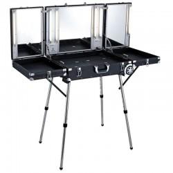 Kufer Glamour D-6980K - czarny