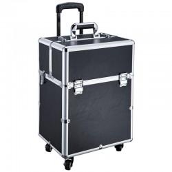 Kufer Glamour D-9006 - czarny