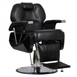 Fotel fryzjerski Elite czarny