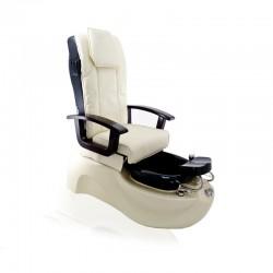 Fotel SPA TS-1204 ecru z...
