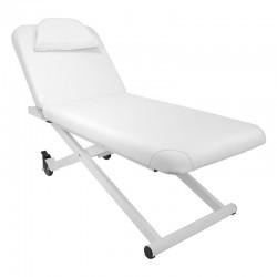 Leżanka do masażu 3329D biała