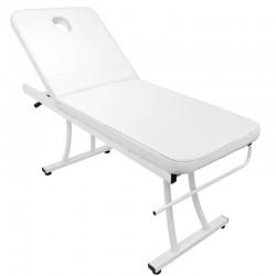 Leżanka do masażu 3328 biała